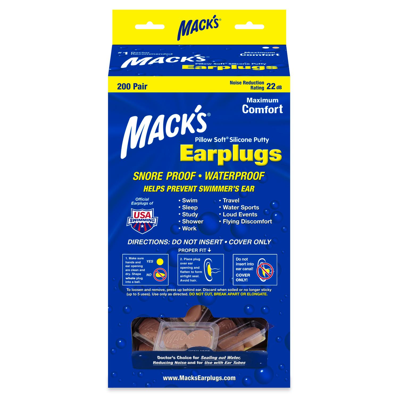 Silicone Ear Plugs