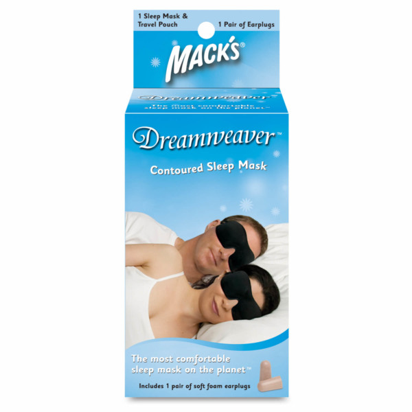 Dreamweaver™ Contoured Sleep Mask