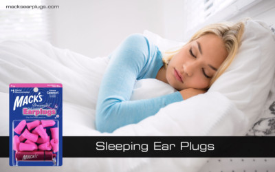 Sleeping Ear Plugs