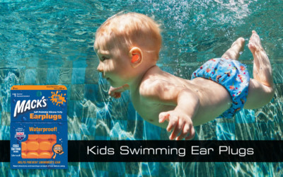 Kid's Swimming Ear Plugs