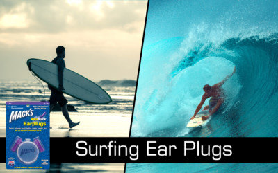 Surfing Ear Plugs