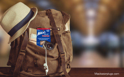 Enjoy your adventure with Mack's® Travel Ear Plugs